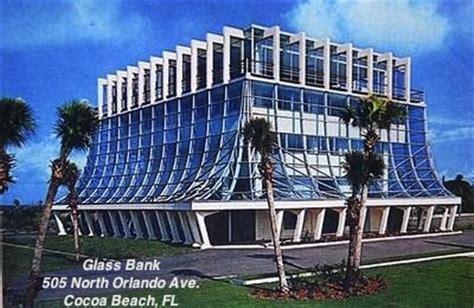 glass bank building cocoa beach fl | jim hillhouse | flickr