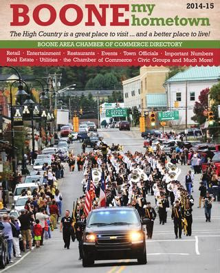 boone my hometown 2014 15 by mountain times publications