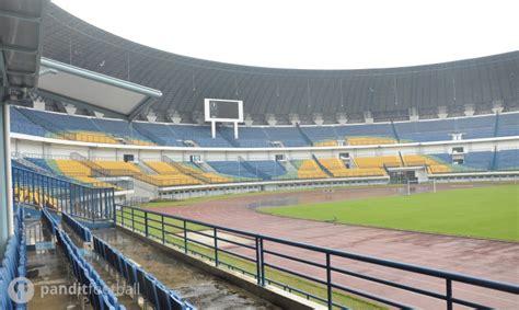 wallpaper stadion gelora bandung lautan api menimbang kelayakan stadion gelora bandung lautan api
