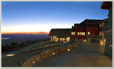 Cabins At Mount Magazine by Skycrest Restaurant Mt Magazine Lodge Ar Review Of