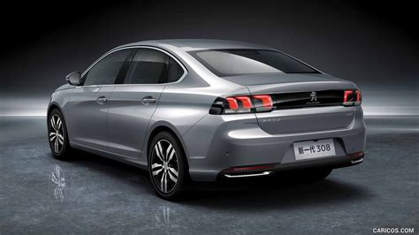 peugeot sedan 2017 2017 peugeot 308 sedan rear hd wallpaper 3