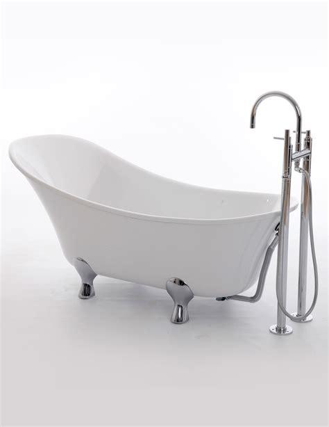 slipper bath royce kingswood freestanding slipper bath 1750 x 740mm