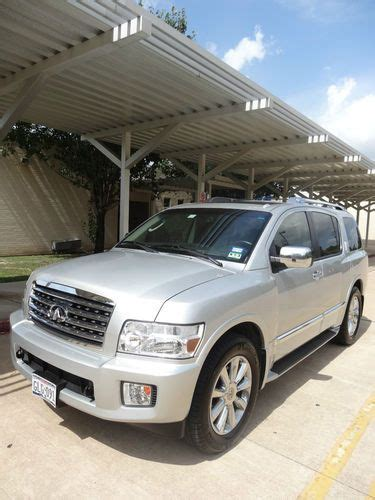 sell used we finance 2007 infiniti qx 56 awd navigation purchase used we finance 2007 infiniti qx56 auto roof nav rcamera tv 3rd row bose 1 own xm in