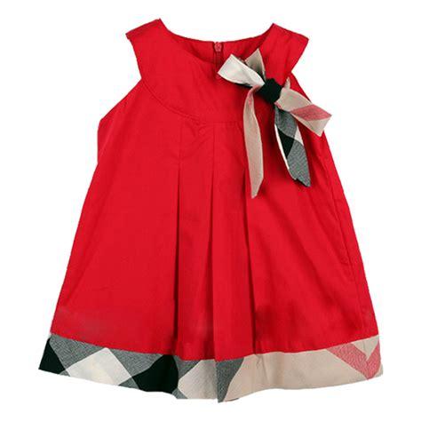 Baby Dress by Baby Dress Birthday Dresses Brand Cotton Plaid