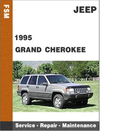 service and repair manuals 1994 jeep grand cherokee electronic valve timing jeep service repair manual download