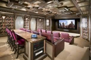 Home Theatre Decor Ideas by Nice Decors 187 Blog Archive 187 Nice Home Theater Designs