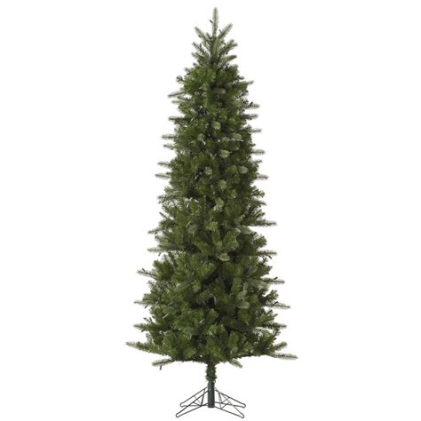 9 foot carolina pencil spruce christmas tree unlit a145980