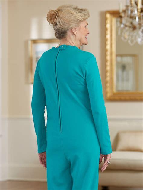 Sleeper Suit by Back Zip Basic Sleeper Suit 2x 3x Buck Buck