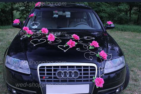 Wedding Car Kits Uk by Wedding Car Decoration Kit Shop Car Decoration Bouquets