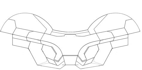 spardax art iron man helmet mark viii depron