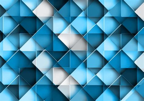 blue geometric pattern seamless geometric blue pattern download free vector art