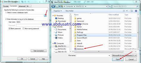 cara membuat database mysql di vb6 membuat aplikasi visual basic 6 0 cara koneksi database