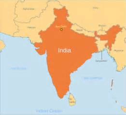 where is the country of located on a map india map location label geography country maps i india