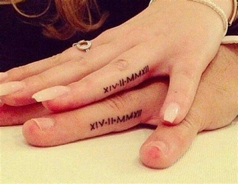 matching couple tattoos on fingers best 25 his and hers ideas on his and