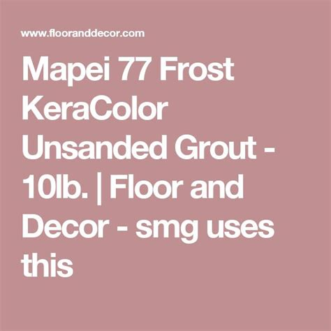 oltre 1000 idee su mapei grout su pinterest pavimenti