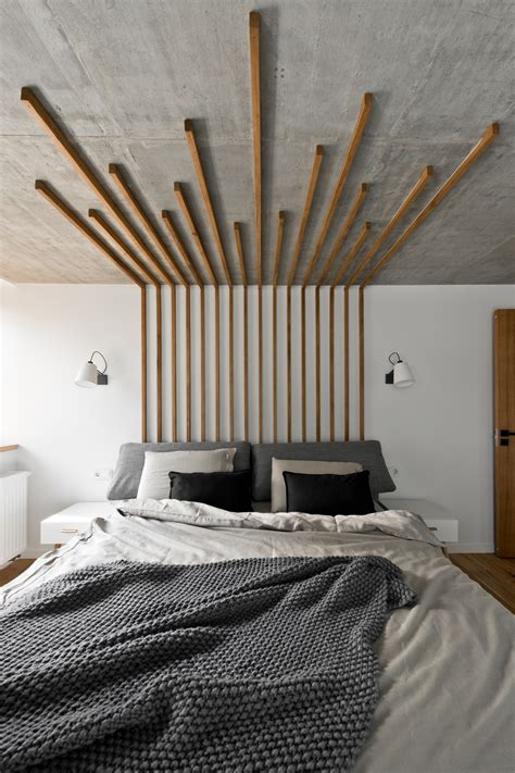 Wood Headboard Designs by Wood Headboard Interior Design Ideas