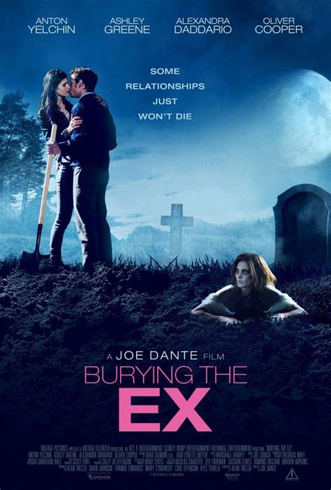 the ex burying the ex 1 of 2 extra large movie poster image