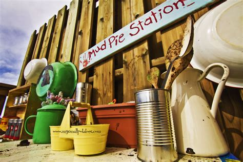 How To Build A Mudd Station | how to build a mudd station mud kitchen made from