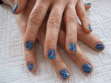 how to do nail at home