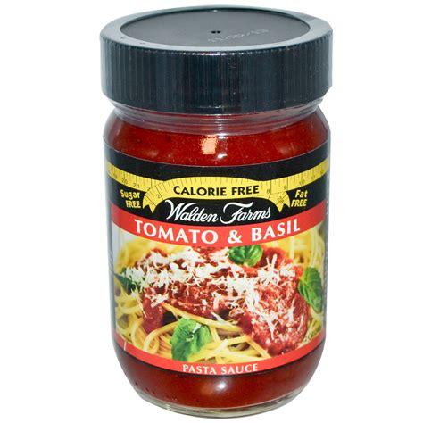 pasta sauce walden farms pasta sauce tomato basil 12 oz iherb