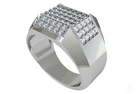 Wedding Bands For Men With Diamonds