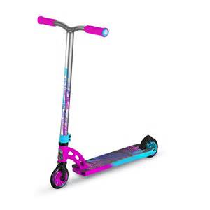The Bike Barn Nz Mgp Vx7 Pro Scooter Pink Blue