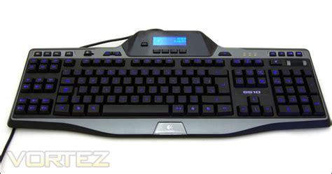 Keyboard Logitech G510 logitech gaming keyboard g510 review testing