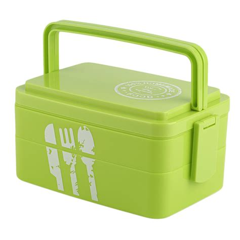 picnic storage containers plastic picnic bento lunch box lock food container