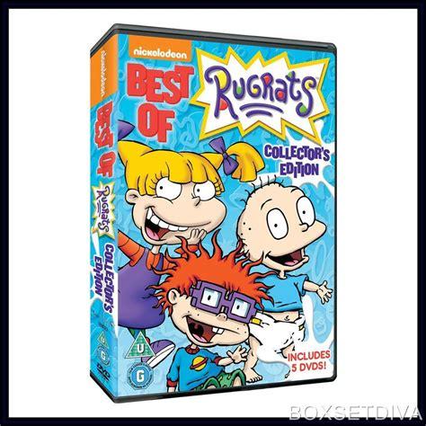 Teeth Dvd Collection Koleksi rugrats collector s edition boxset brand new dvd boxset ebay