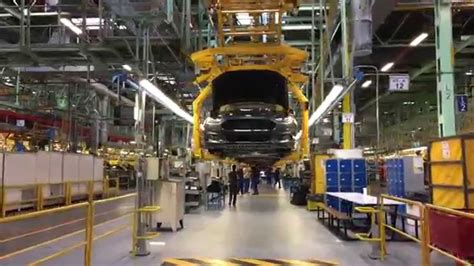 Ford Factory Tour by Apple Iphone 6s 4k Uhd Ford Factory Tour In