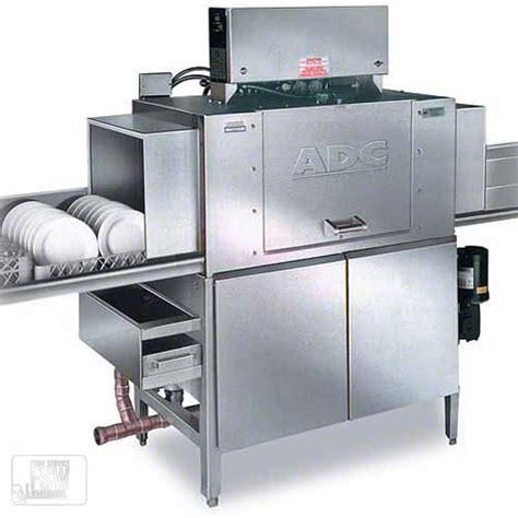 american dish service adc 44 h 244 rack hr high temp