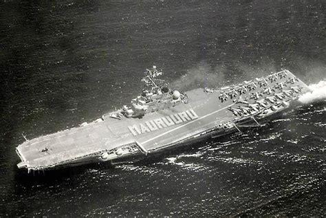 porte avions foch et cl 233 menceau 224 vairao tahiti heritage