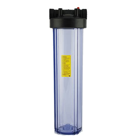 buy housing water filter housing 28 images 10 quot water filter clear housing 3 4 quot npt