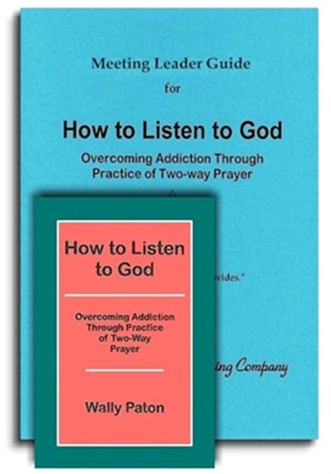 listening for god s voice a discipleship guide to a closer walk jesuswalk bible study series books how to listen to god meeting leader guide 1 book