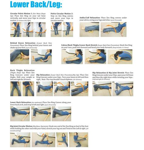 What Is The Best Mattress For Lower Back by Wave Stretch Exercise Lower Back Leg Http Whymattress