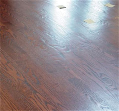 Hazy Hardwood Floors by Why Does This Wood Floor Finish A Cast And
