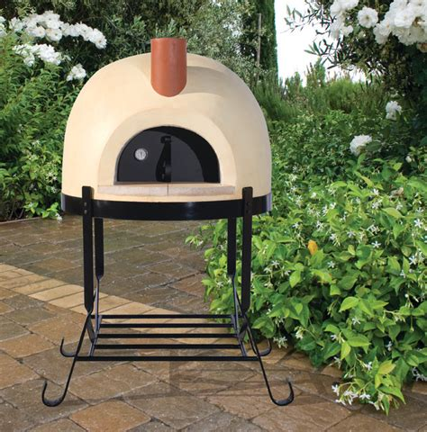 outdoor dining pizza oven patio san francisco by
