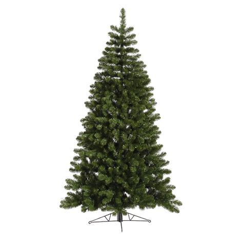 9 5 foot grand teton half christmas tree unlit g125385