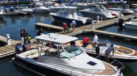 new england in water boat show greenwich in water boat show this weekend new england