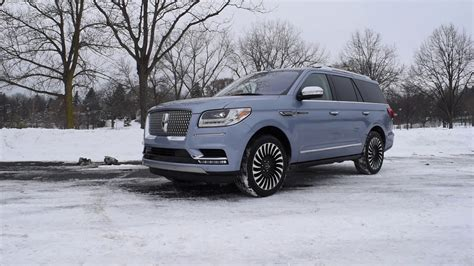 lincoln navigator yacht club edition driving review model overview youtube