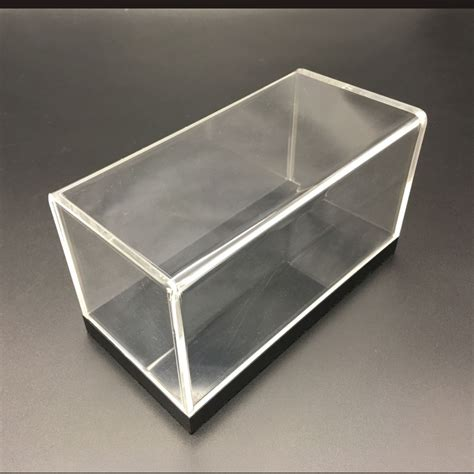 Casing Acrylic For Toys acrylic die cast display plastic display box
