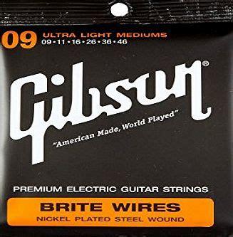 Diskon String Guitar Electric Gibson Premium Brite Wires 09 bars string