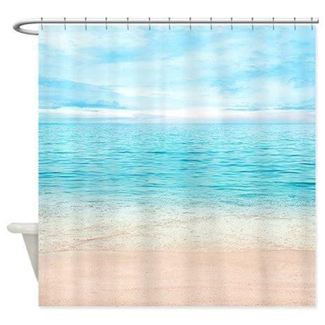 beach themed bathroom shower curtains 1000 ideas about beach shower curtains on pinterest