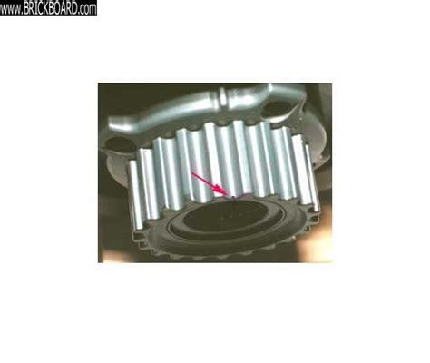 find timing marks  crank shaft pulley   volvo  sedan volvo forums volvo