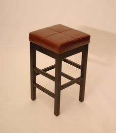 Birch Wood Bar Stools by Elmo Leather Bar Stool Counter Stool Available In 7