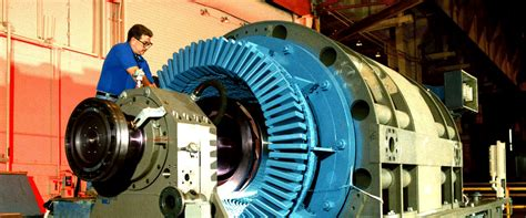 utility and industrial generator repair maintenance