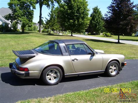 1986 porsche targa for sale 1986 porsche 911 carrera targa 2 door 3 2l