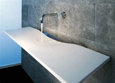 Designer Bathroom Sink | universal design for accessibility ada sinks materials