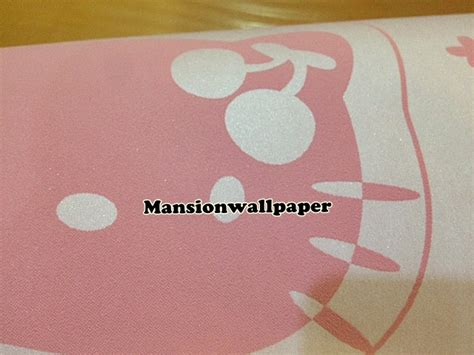 wallpaper dinding hello kitty malaysia jual wallpaper dinding anak hello kitty mansion
