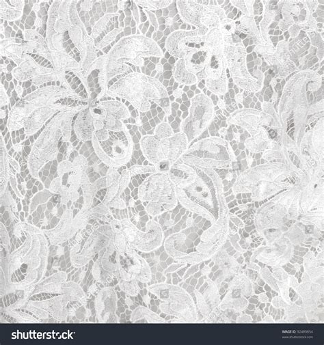 Wedding Gown Background by Wedding White Lace Background Stock Photo 92489854